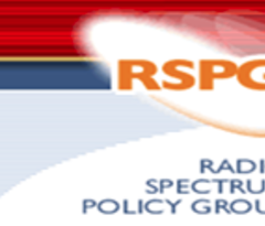 Réponse à la consultation publique du Radio Spectrum Policy Group (RSPG)
